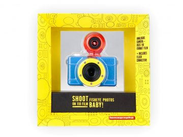 Fisheye Baby 110 Camera (Bauhaus Edition)