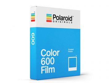 Polaroid Box-  kutija sa 5 pakovanja polaroid 600 film