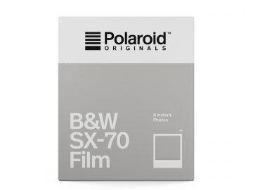 Polaroid SX 70 Crno-Beli Film