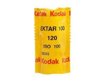 Kodak Ektar 100 Film 120  Professional