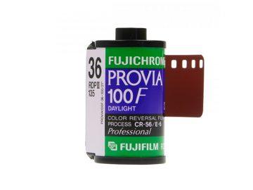 Fujifilm Provia 100 F Film