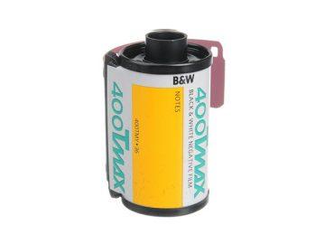 Kodak T-MAX 400 Film 135/36 Professional