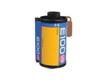 Kodak Ektarchrome Dijapozitiv Film 100  135/36