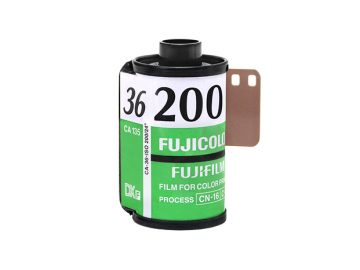 Fujicolor C2OO Film 135/36