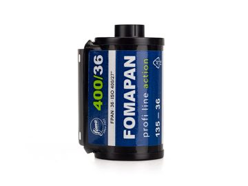 Fomapan 400 Action Film 135/36