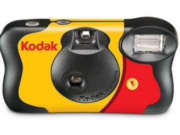Aparat Kodak FunSaver Flash  27+12