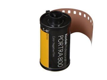 Kodak Portra 800 Film 135/36