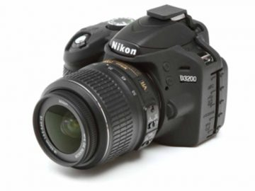 Zaštitna maska za Nikon D3200