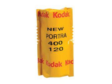 Kodak Portra 400 Film 120 Professional