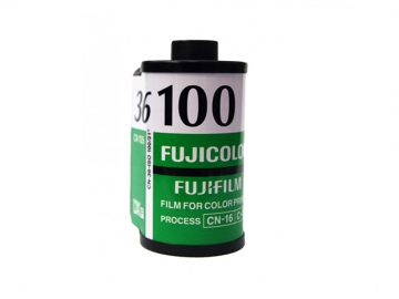 Fujifilm Superia 100 Film