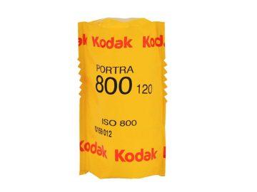Kodak Portra 800 Film 120 Professional