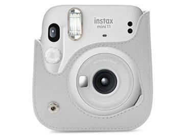 Torbica za Instax Mini 11 Fujifilm Bela – Ice White