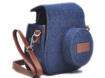 Torbica za Instax Mini 8,9,11 Fujifilm Jeans