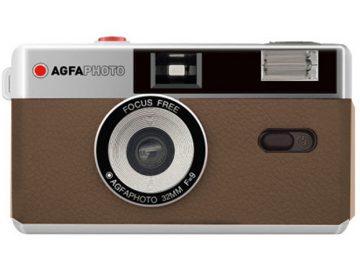 Analogni foto aparat Agfa – Braon