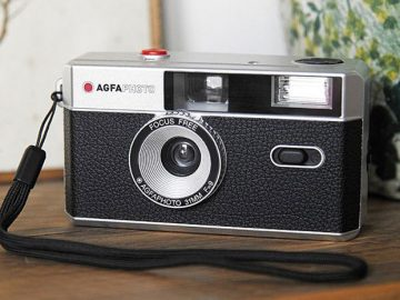 Agfa analogni foto aparat – Crni