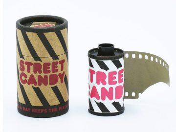 Street Candy ATM 400 B&W Film 135/36