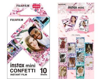 Instax Mini Fuji Film u Boji Confetti – istekao rok